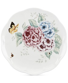 Lenox Butterfly Meadow Hydrangea Accent Plate