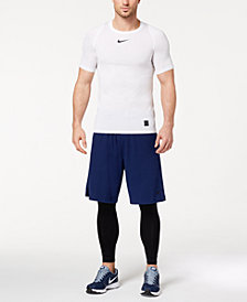 Nike Men's Pro Dri-FIT T-Shirt, Shorts & Compression Leggings