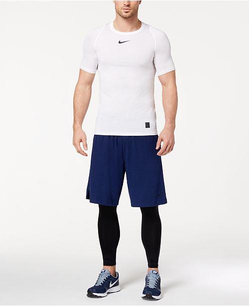 short t-shirt nike