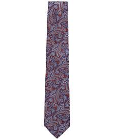 BOSS Men's Paisley Silk Tie