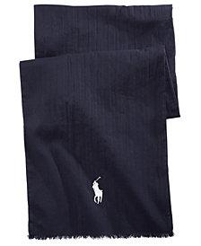 Polo Ralph Lauren Men's Big Pony Classic Scarf