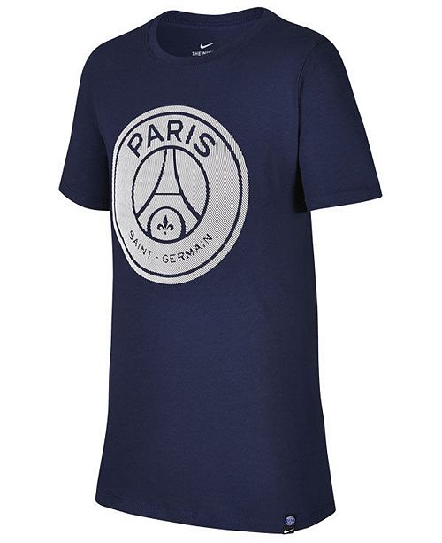 000b134d2ad Nike Paris Saint-Germain Crest T-Shirt