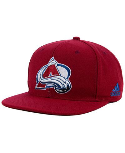 adidas Colorado Avalanche Core Snapback Cap