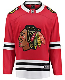 Fanatics Men's Chicago Blackhawks Breakaway Jersey