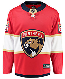 Fanatics Men's Florida Panthers Breakaway Jersey