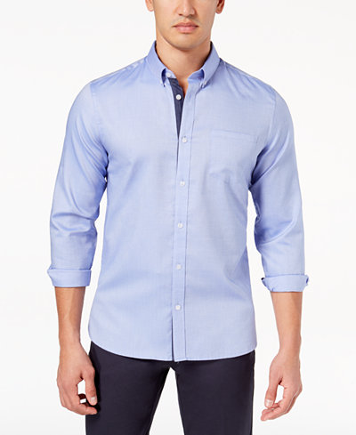 Calvin Klein Men's Pocket Shirt