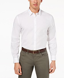 Men's Stretch Cotton Shirt