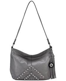 The Sak Indio Leather Demi Bucket Bag, Created for Macy's