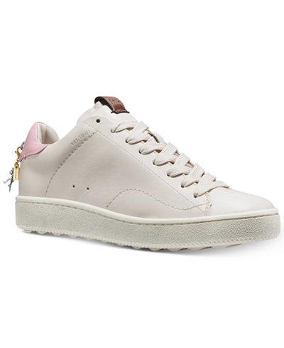 COACH C101 Fashion Sneakers