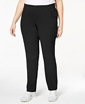 203754606fd Columbia Plus Size Anytime Casual™ Pull-On Pants