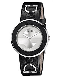 Gucci Watch Strap Kit, Women's Swiss U-Play Strap and Bezel