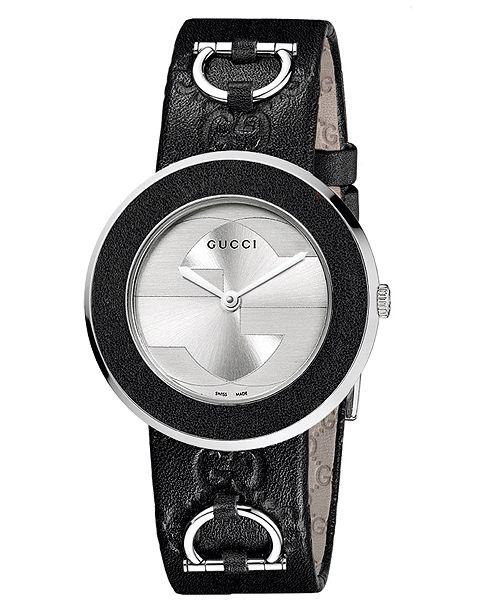 8d41a7e2fde5d Gucci Watch Strap Kit, Women's Swiss U-Play Strap and Bezel ...