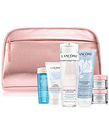 Skincare Essentials Collection - Only $39.50 with any Lancôme purchase