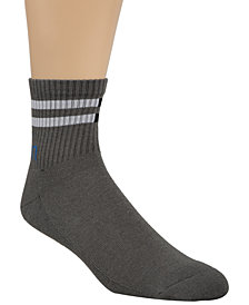 Calvin Klein Men's Logo Crew Socks