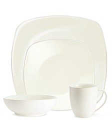 Colorwave Square 4 Piece Place Settings