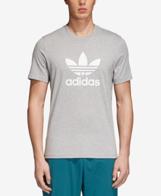 timeless design 98883 c7d1e adidas Men s Trefoil T-Shirt   Reviews - T-Shirts - Men - Macy s