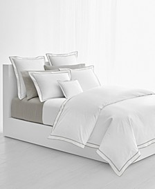 Spencer Border Duvet Covers