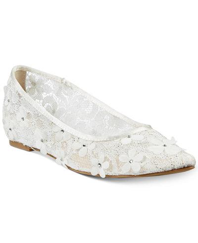 Charter Club Tonina Pointed-Toe Flats, Created for Macy's