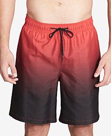 "Calvin Klein Men's Gradient 7"" Swim Trunks"
