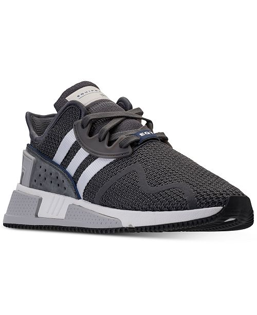 the latest 38bac ffb77 ... adidas Mens Originals EQT Cushion ADV Casual Sneakers from Finish ...