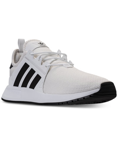 adidas Mens X PLR Casual Sneakers from Finish Line