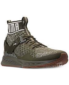Puma Men's Ignite Evoknit Hypernature Casual Sneakers from Finish Line