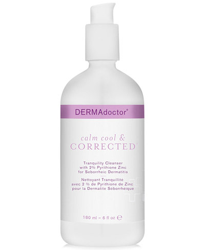 DERMAdoctor Calm Cool & Corrected Cleanser