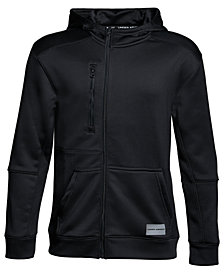 Under Armour Pursuit Warm-Up Hoodie, Big Boys