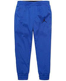 Jordan Air Jordan Jogger Pants, Little Boys