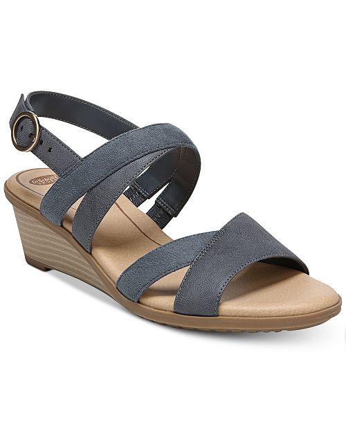 Dr. Scholl's Grace Women's ... Wedge Sandals lYyXAt7IF