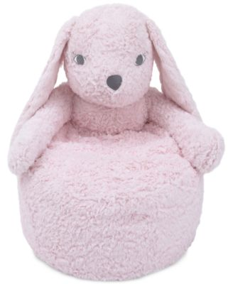 Plush Bunny Chair