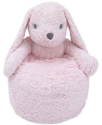 Plush Bunny Chair