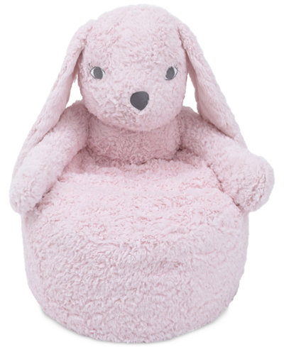 Cuddle Me Plush Bunny Chair