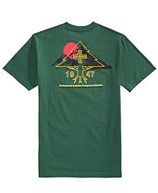 LRG Men's Adventure Time Logo T-Shirt