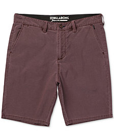 Billabong Men's New Order X Overdye Shorts