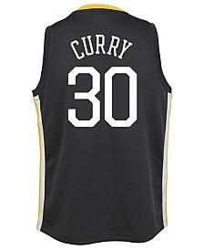 f05effc14c9 Nike Stephen Curry Golden State Warriors Statement Swingman Jersey