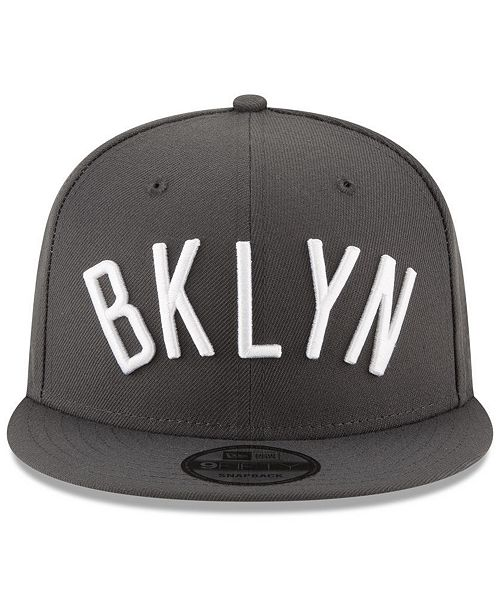 new style 8b264 05f07 ... reduced new era. brooklyn nets statement jersey hook 9fifty snapback cap.  be the first
