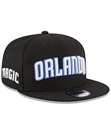 New Era Orlando Magic Statement Jersey Hook 9FIFTY Snapback Cap