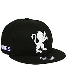 New Era Sacramento Kings Statement Jersey Hook 9FIFTY Snapback Cap
