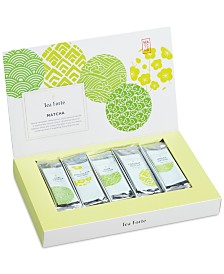 Tea Forté Matcha 15-Pk. Single Steeps Green Tea Pouches