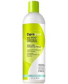 Deva Concepts DevaCurl No-Poo Zero Lather Conditioning Cleanser, 12-oz., from PUREBEAUTY Salon & Spa