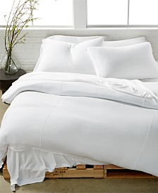 Calvin Klein Modern Cotton Julian White Bedding Collection