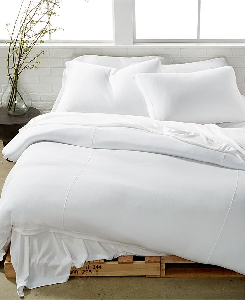 Calvin Klein Julian White Bedding Collection