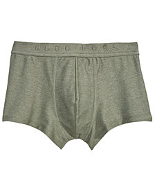 Hugo Boss Men's Jacquard Stretch Trunks