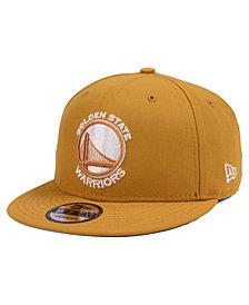 New Era Golden State Warriors Fall Dubs 9FIFTY Snapback Cap
