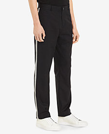 Calvin Klein Men's Straight-Leg Pants