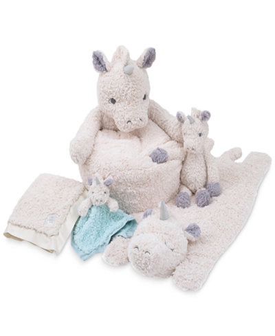 Cuddle Me Luxury Plush Unicorn Baby Bedding Collection