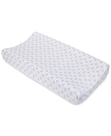 Nojo Ballerina Bows Plush Changing Pad Cover