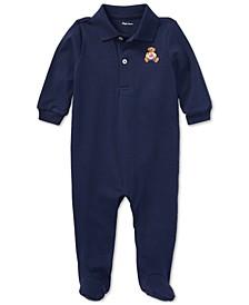 Ralph Lauren Baby Boys Cotton Coverall