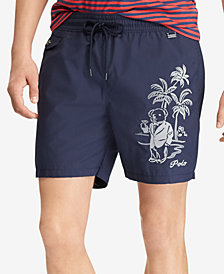 "Polo Ralph Lauren Men's 5-3/4"" Swim Trunks"